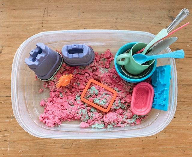kinetic-sand-sensory-play